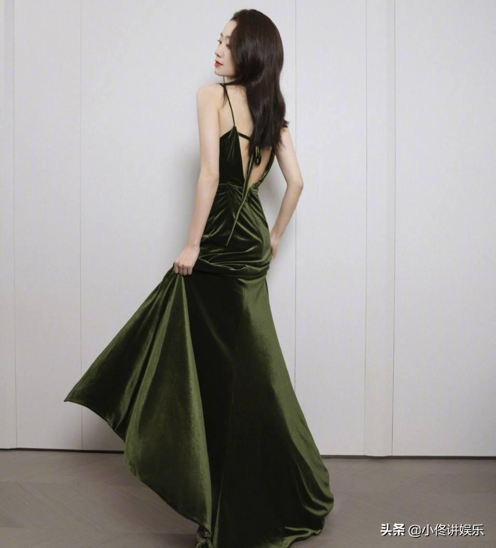 时尚芭莎盛典最美身影,是支持国货的这7位明星