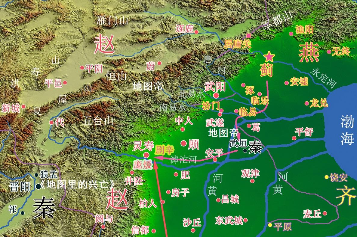 长寿将军庞煖:80岁仍能攻占30座城,人生50年空白他去哪了