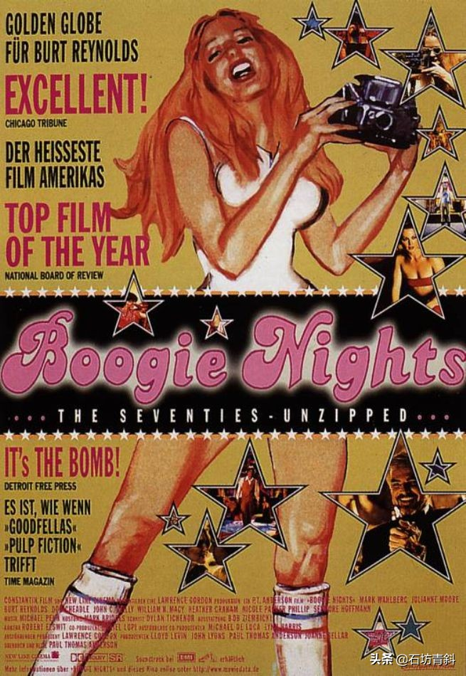 《不羁夜》普通人的悲歌 在竞争激烈的a片行业中生存的辛酸