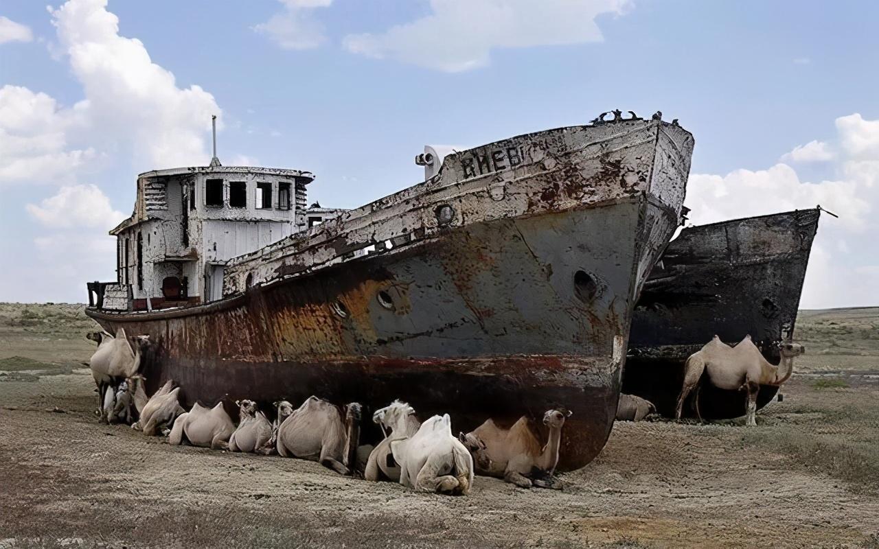比蒙古国海军还惨的海军:船还在,海却快没有了