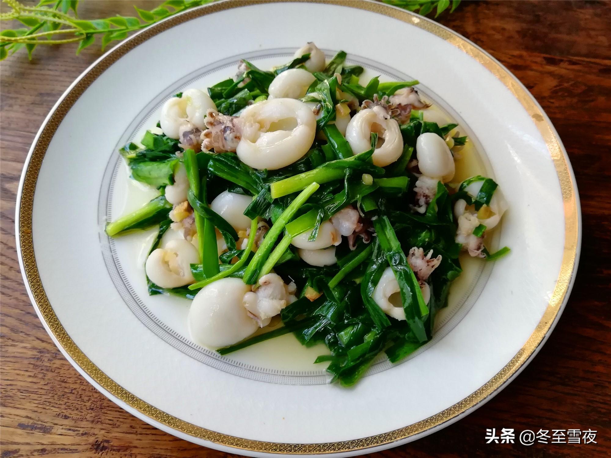 12道韭菜的做法,鲜香味美,鲜味十足 美食做法 第3张