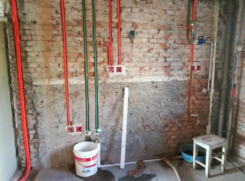 毛坯房水电走线技巧,水电走线安装图,为新房装修打下基础 家务技巧 第1张