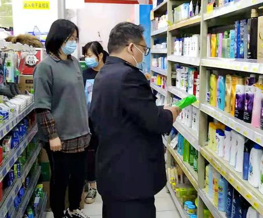 武汉市青山区开展2021年系列知识产权周宣传活动