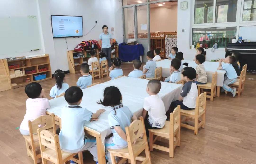 做月饼・品中秋――汇嘉幼儿园中秋节主题活动