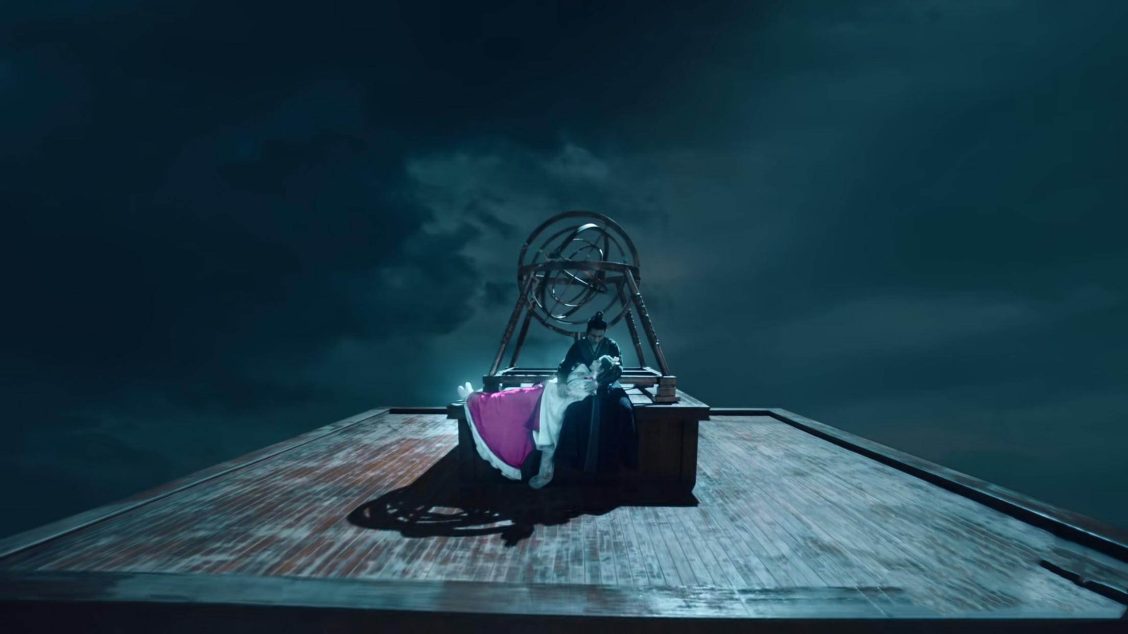 《如意芳霏》大结局太迷惑,傅容被雷劈死,与肃王穿越回现代