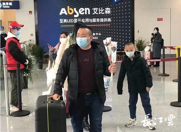 金凤展翅!荆州沙市机场今日首航