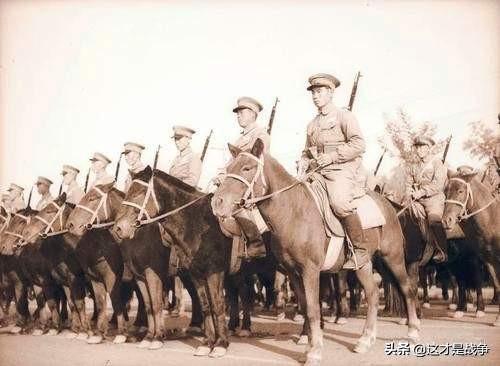 中国人民解放军的经验:为了消灭马家军叛军的骑兵,我们绝不能这样作战
