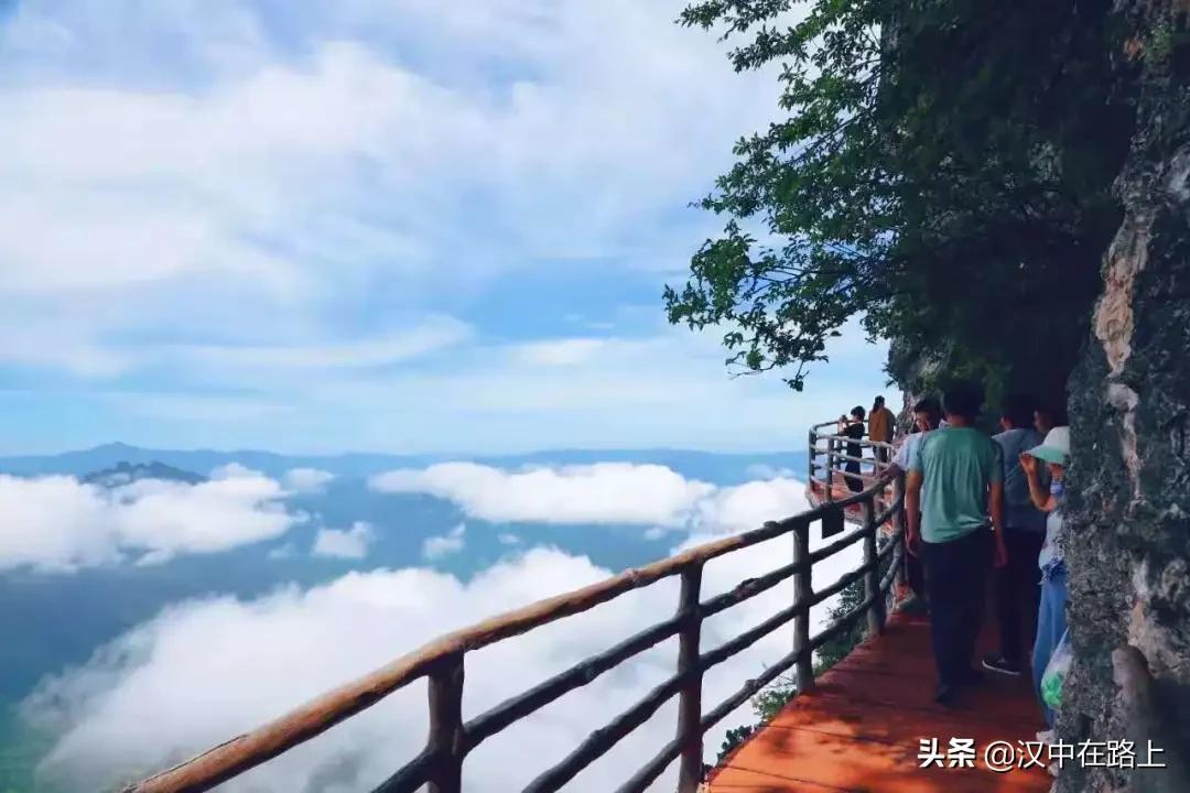 """诗人笔下的""""诗和远方"""",原来就在汉中这里"""