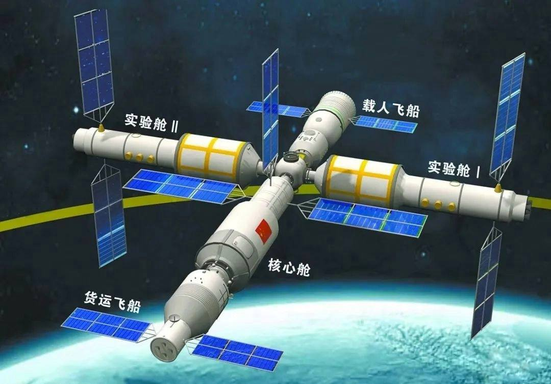 空间站中的氧气为什么感觉永远用不完,从何而来?
