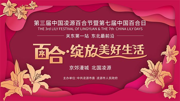 超美!中国凌源百合节即将开幕,快来打卡