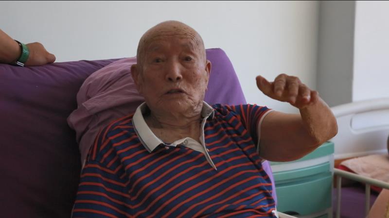 九旬老兵父子,70年共筑一个家国梦