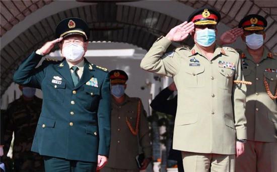 边境对峙之际,中巴签署一项新防务协议,印媒渲染:为对抗印度