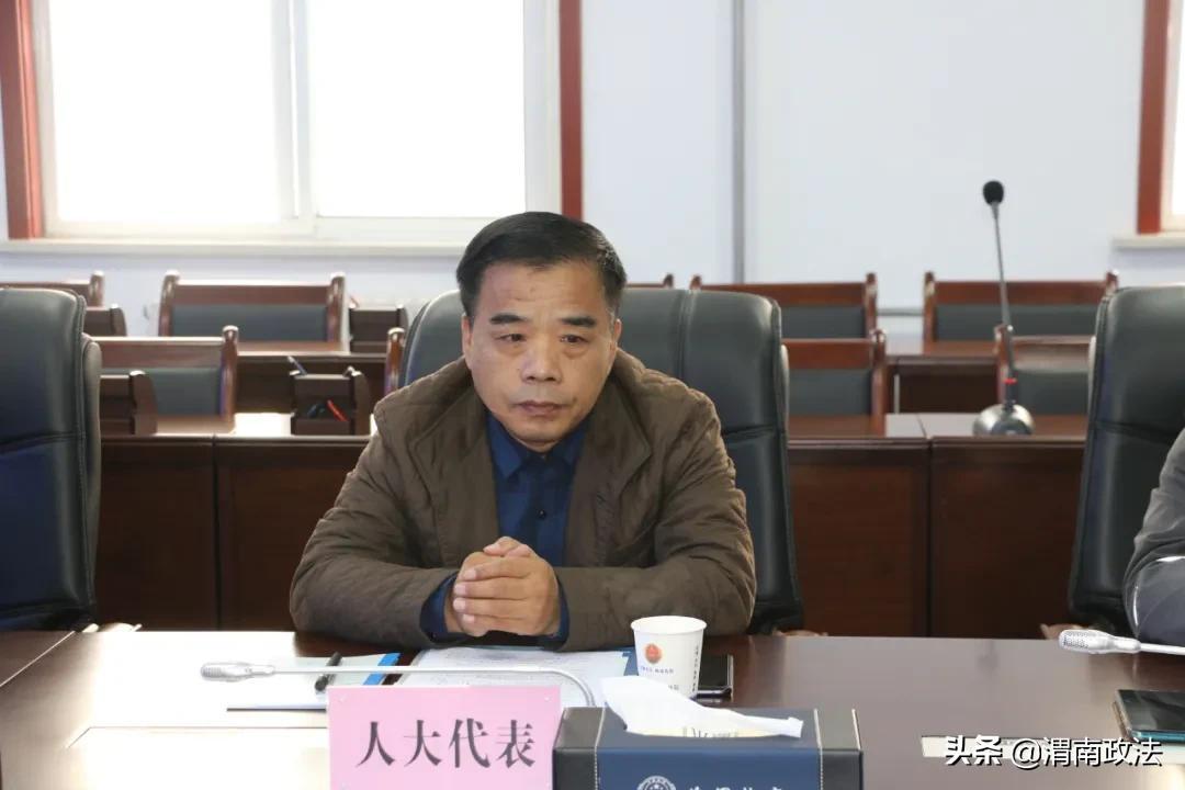"""落实""""三化""""  临渭检察大力推动公开听证"""