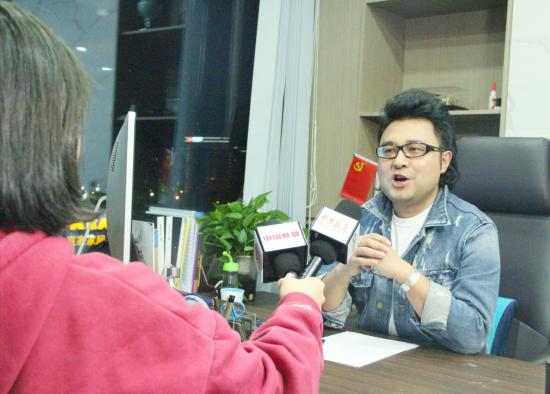 《中国报道》人物专访——哈措东:源于旅游,高于旅游-去嗨皮云旅游