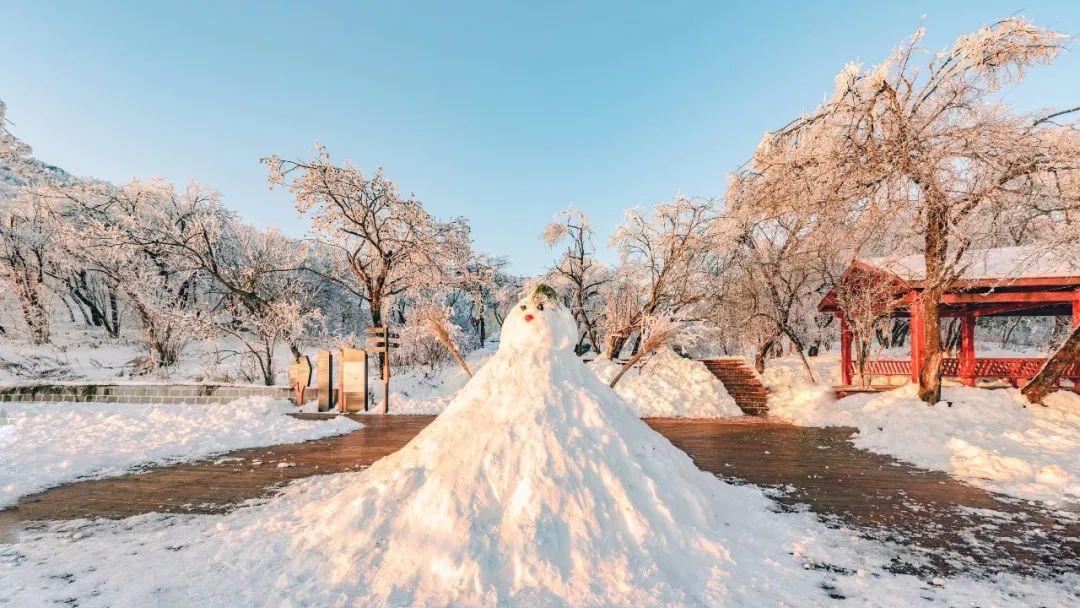 火了!陕西冬天里藏着惊艳全国的梦幻雪景,连央视都忍不住报道