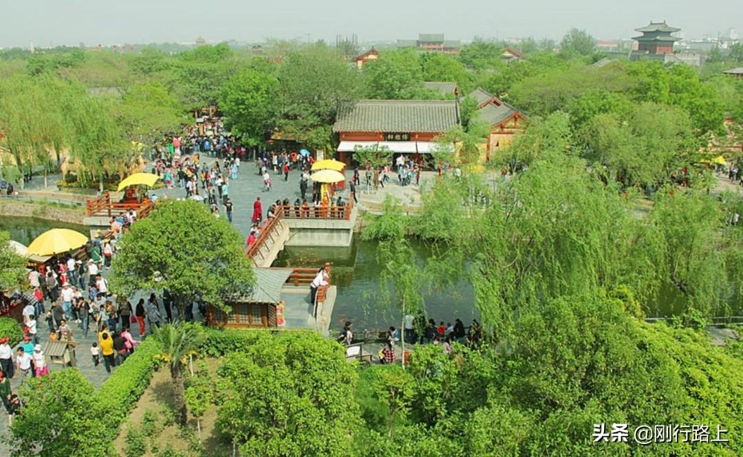 来河南旅游,如果不去这几个景点,还不算了解河南