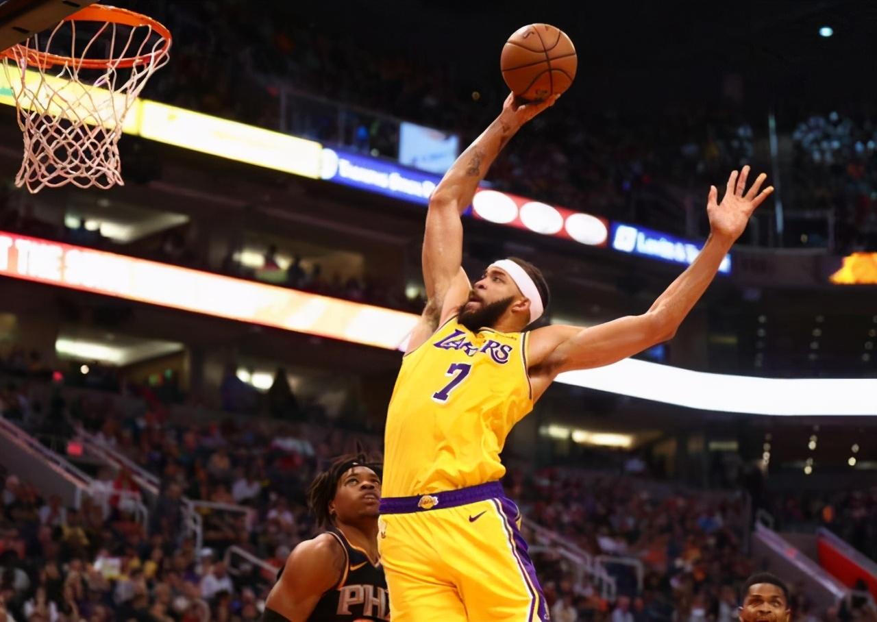 新賽季的NBA還有懸念嗎?湖人雖流失軟豆魔獸,但陣容卻更強了!-籃球圈