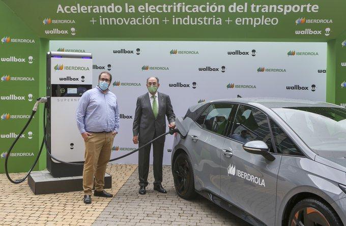 西班牙电动车充电器制造商Wallbox将在纽约SPAC上市