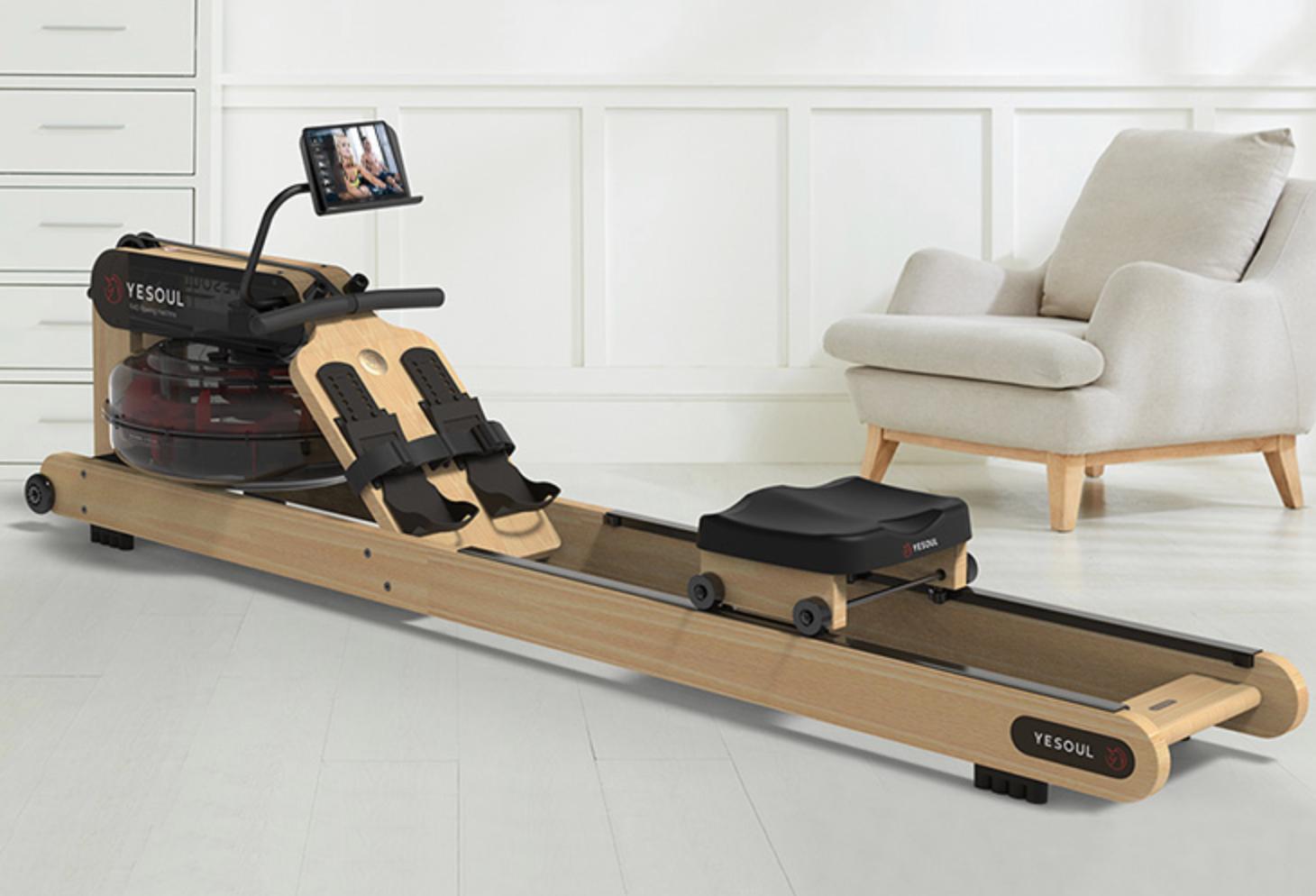 野小兽R40划船机深度测评:老罗刘涛都推荐的居家室内运动必备
