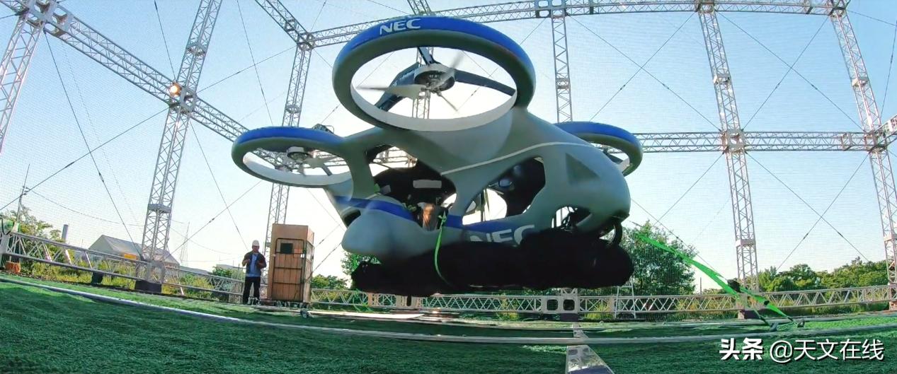 飞行汽车将在未来大放光彩