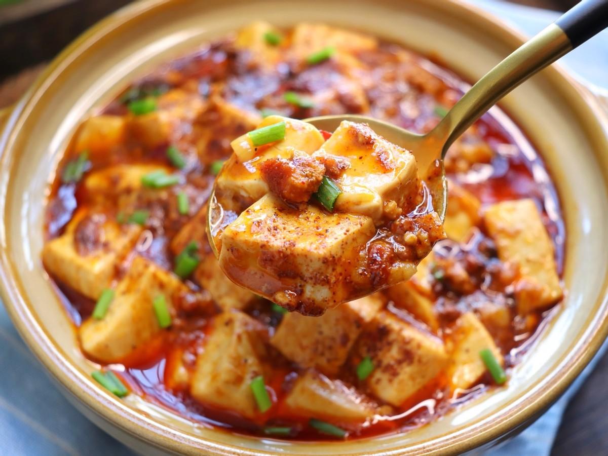 家常麻婆豆腐的做法,简单好上手,新手也能操作,香辣下饭 美食做法 第3张