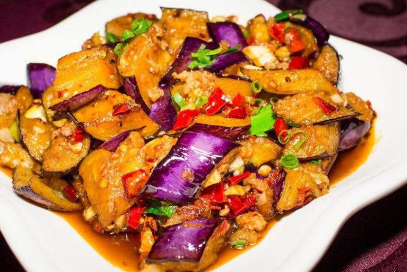 茄子换种做法比肉都好吃百倍,给肉都不换!酸甜浓郁还解馋!美味 美食做法 第3张