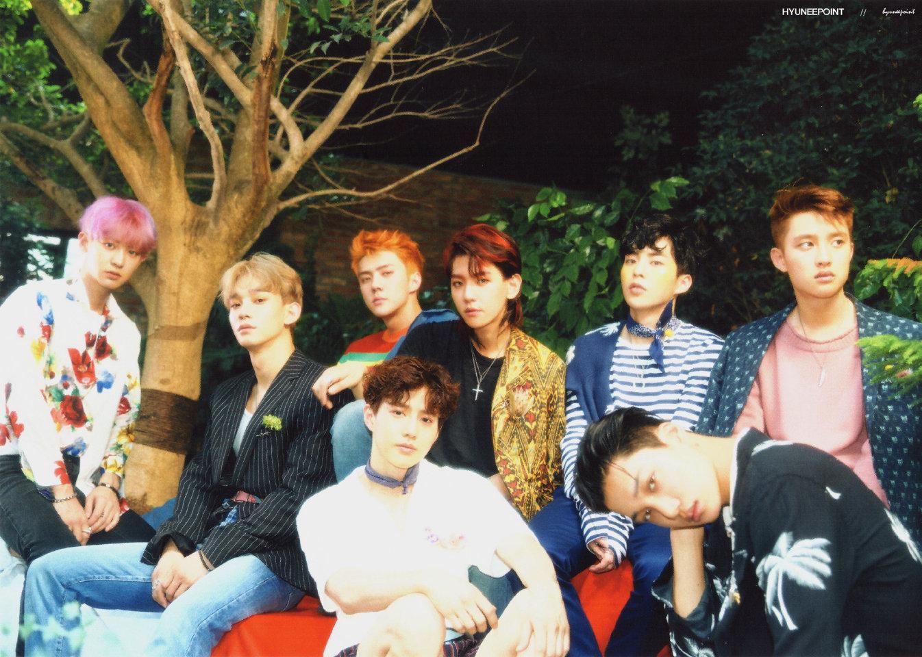 EXO回归预告!预告中九个光点,张艺兴加入这次回归?
