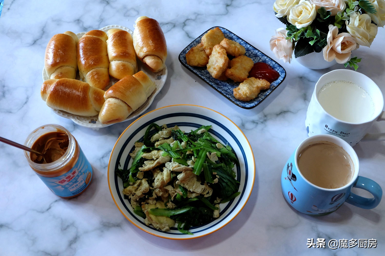 家常早餐 营养配餐 第6张