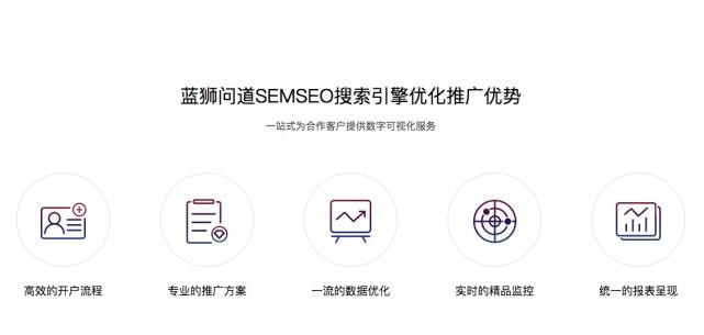 上海SEO搜索引擎优化公司