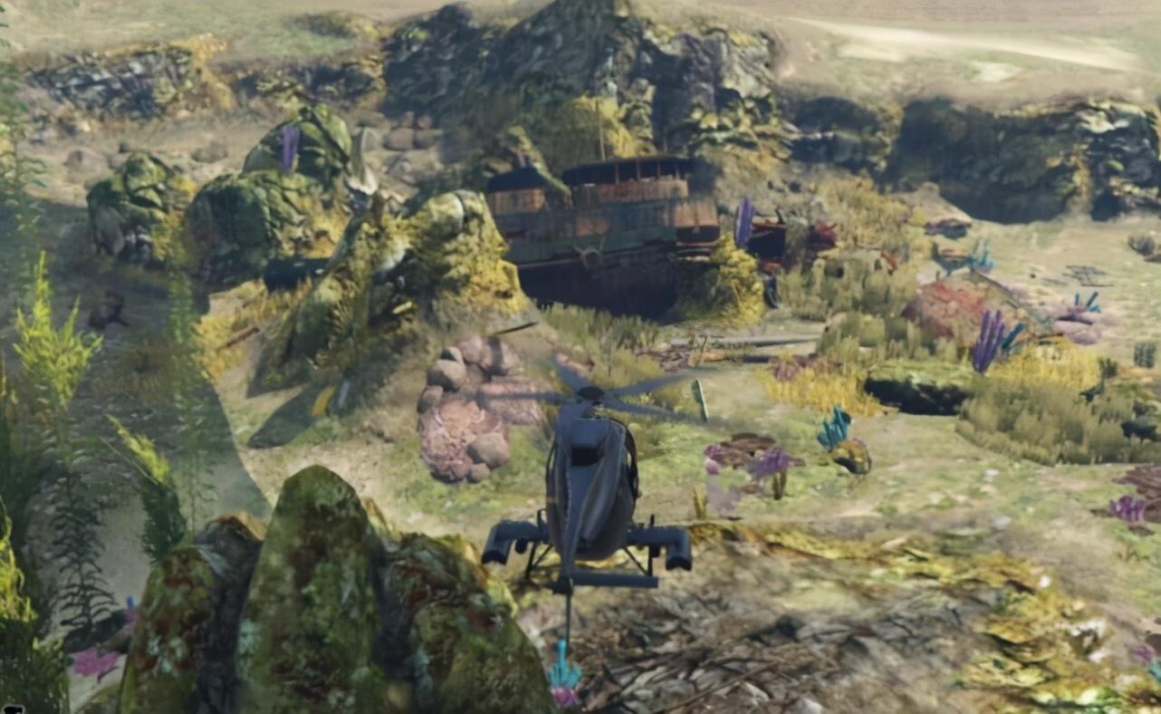 """《GTA5》中那些常年""""无人问津""""的神秘彩蛋,需要潜入深海"""