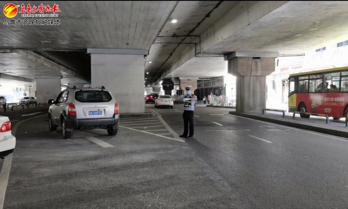 乌鲁木齐7路段优化改造通行能力提升 有你常走的吗