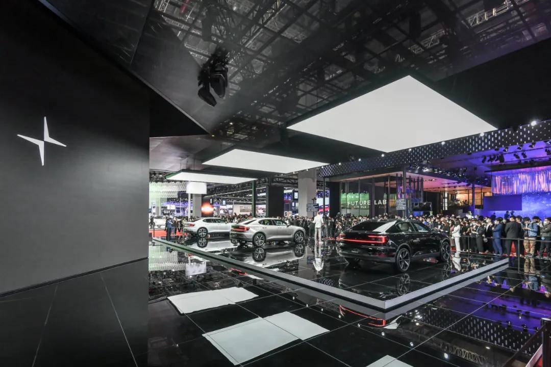 极星:在汽车的品牌丛林中,找到未来之路