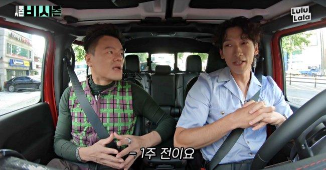 JYP老板爆料金泰希认定Rain世界最帅!结婚3年依旧闪爆
