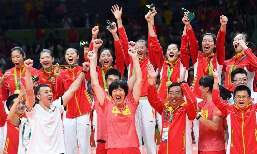 《夺冠》|超燃!拦网,扣杀,有一种精神,叫中国女排