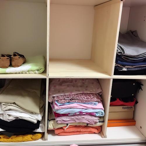 打衣柜不是选好板材就行,内部按年龄划分得当,收纳再也不是难事