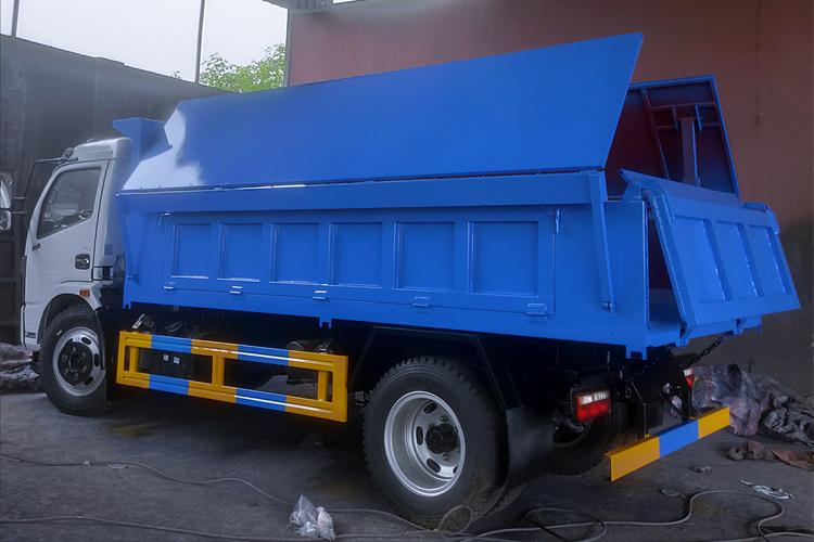 运输污泥淤泥的车辆怎么选——污泥清运车选购方案