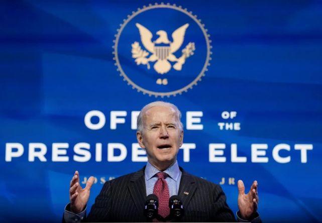 拜登:入主后白宫会推动数万亿美元的新经济刺激计划