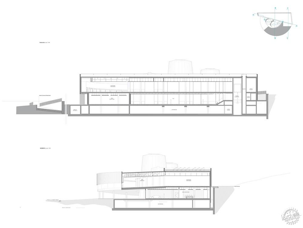 建筑中的建筑,景观中的景观