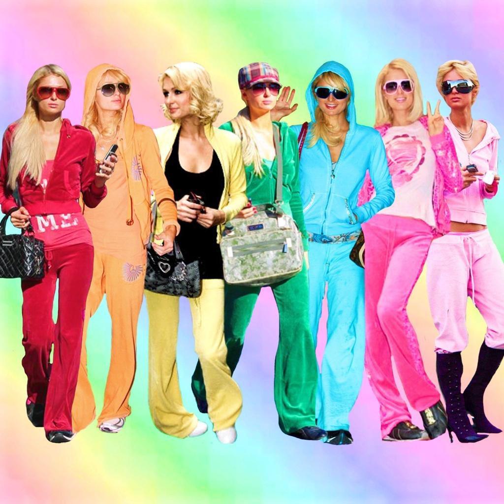 希尔顿爆笑真人秀!粉红芭比戴钻石口罩买菜,卡戴珊嘉宾变丫鬟