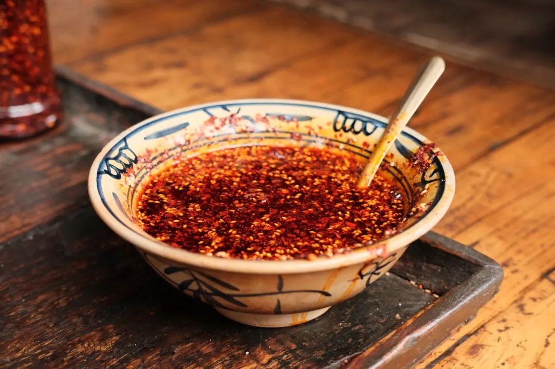 没了油泼辣子,西北人的饭饭哈有个撒吃头?