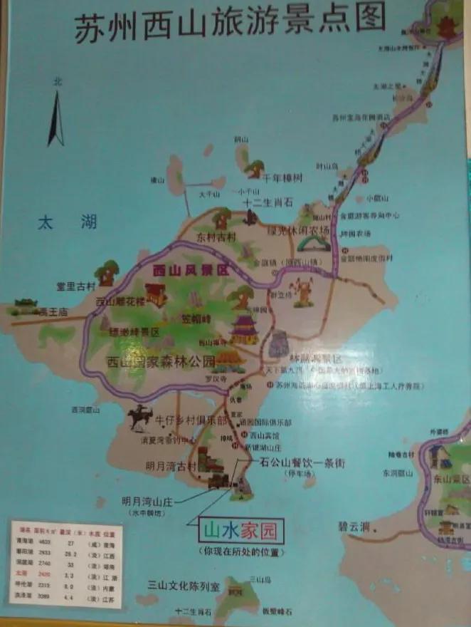 去苏州旅游必去的景点