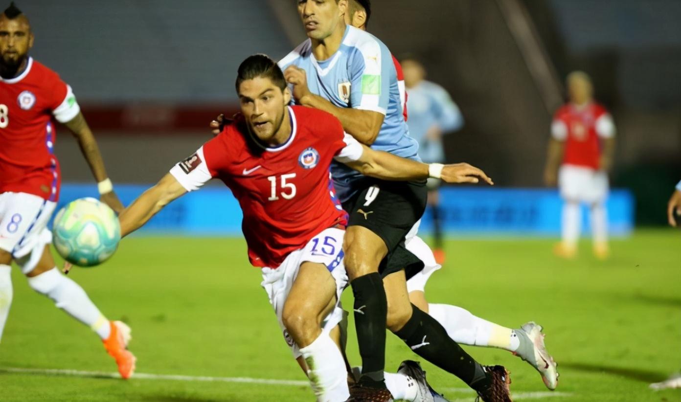 1-2,又输了!美洲杯双冠王10场不胜,智利队最大苦主诞生