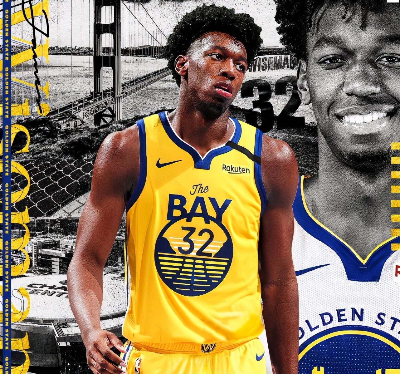 模板是小喬丹?勇士心儀內線又添新技能,便士:他會三分,更像Bosh!-黑特籃球-NBA新聞影音圖片分享社區