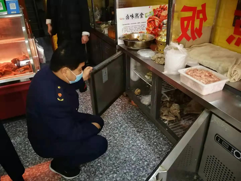 """合阳县市场监督管理局""""三个摸清""""""""七个到位""""织牢疫情防护网"""