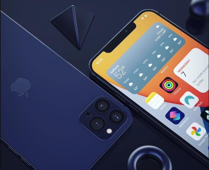 苹果手机电池不耐用耗电快,iPhone12mini续航比iPhone11差?