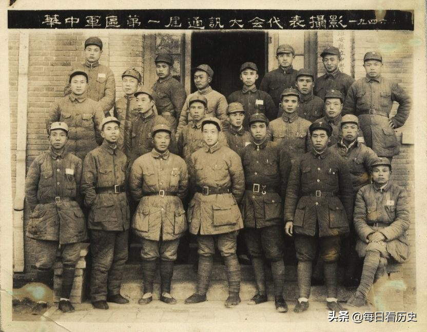 新四军苏中军区部分地方部队