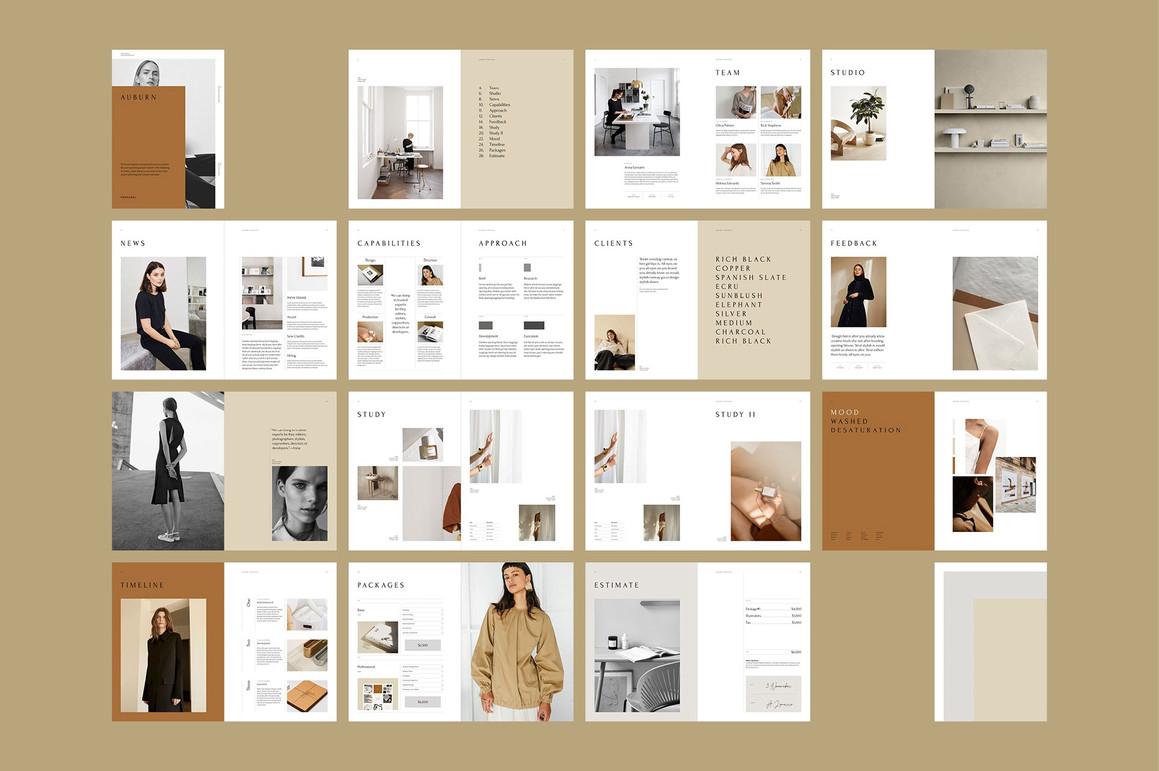 奥本时尚服饰书籍设计欣赏