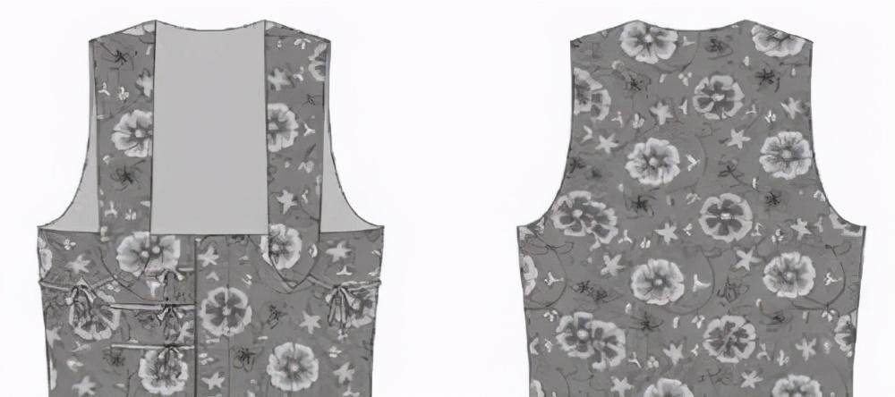 明代的内衣是如何设计的?很多在今天看起来依旧很性感,很有趣味