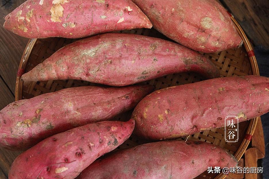 買紅薯要選公的,軟糯香甜又新鮮,教你4個技巧,輕鬆分辨出來