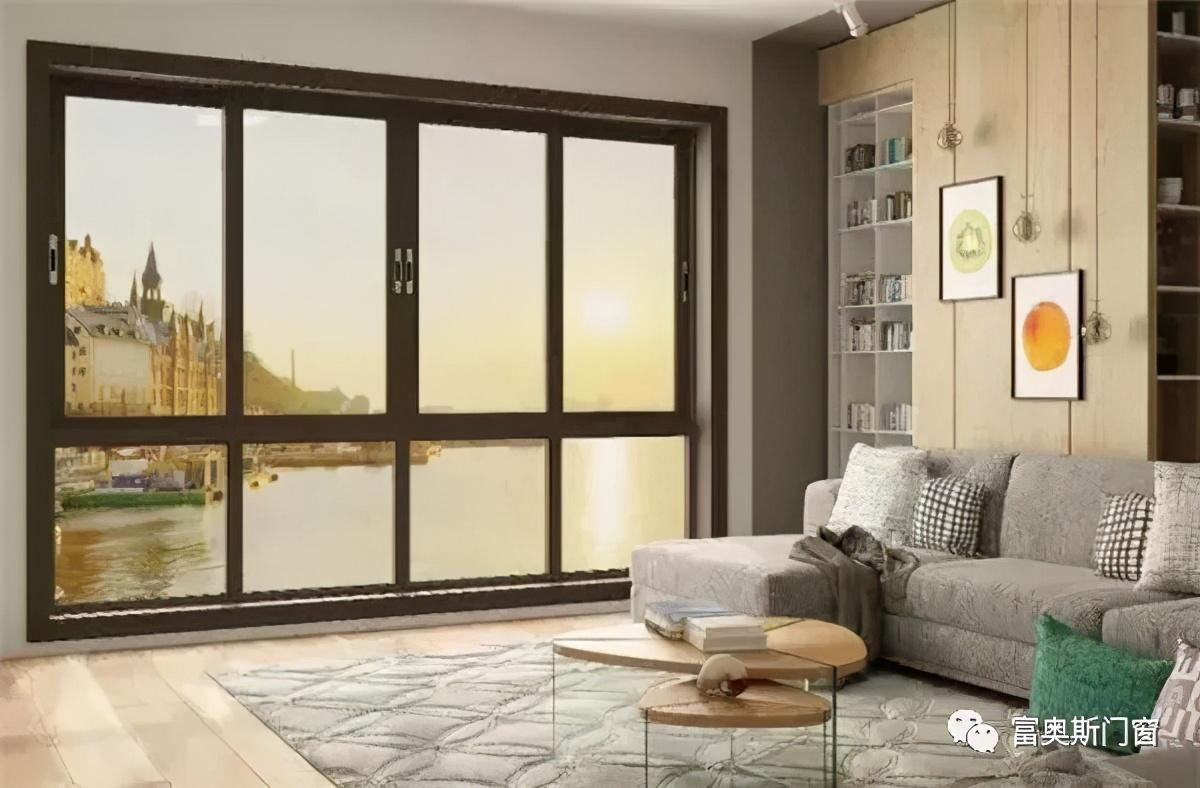 FUAOSI | 门窗细节体现出家居品味